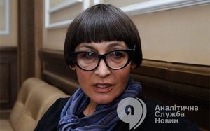 Олена Живкова: Коли ми приїхали в «Межигір'я», на запакованих речах висів стікер з написом «На Крим»