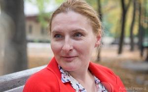 Зоя Скоропаденко: В Киеве креатива больше, чем в Лондоне