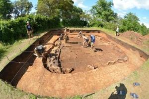 Сенсационная находка на Херсонщине: открыта могила первого украинского воина