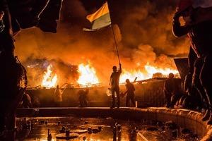 Пять лет назад в Украине началась Революция Достоинства