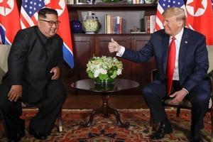 Пентагон приостановил военные учения с Южной Кореей