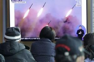Южнокорейские военные подтвердили запуск КНДР двух крылатых ракет