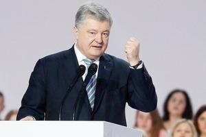 Охранник Порошенко вцепился в «журналиста» «России 1»