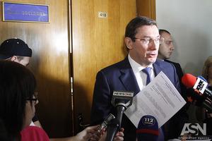 В Раду внесено представление на снятие неприкосновенности с Вилкула, Дунаева и Колесникова