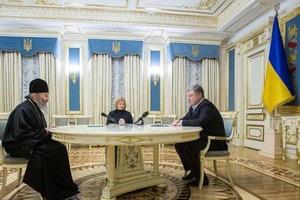 Оказала помощь. Порошенко сделал неожиданное заявление об УПЦ МП