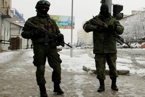 До Луганська увійшли підрозділи регулярної армії РФ