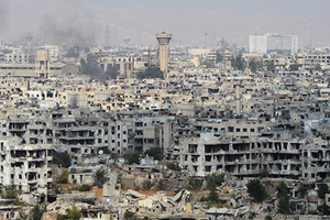 Дамаск перешел под полный контроль Асада