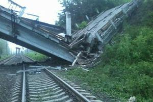 Дорогие ВСУ, мы вас ждем: луганские партизаны пояснили, зачем подорвали мост под Ивановкой
