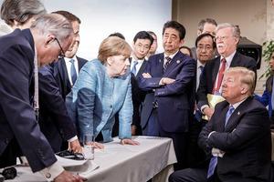 Торгові війни і можливе повернення Росії: підсумки провального саміту G7