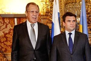 Началась встреча Климкина с Лавровым