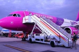 В Риге Wizz Air не пустил на борт в Киев журналистов из РФ