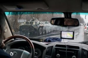 ОБСЕ зафиксировала появление танков в Луганской области