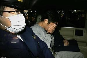 Японец находил суицидников в Сети и рубил им головы