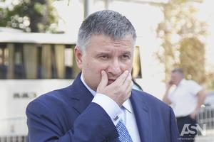 Аваков рассказал, попадет ли в Украину Саакашвили