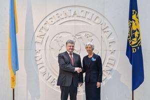 МВФ погодив новий кредит для України на $3,9 млрд