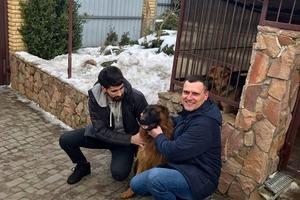 Уголовный розыск нашел украденную у киевлянина овчарку