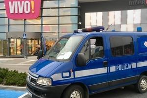 Мужчина с ножом порезал посетителей ТЦ в Польше