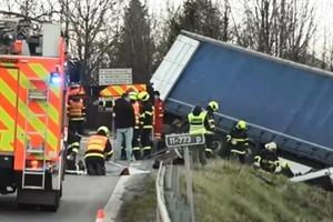 В Чехии четверо заробитчан погибло в ДТП