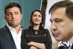 Саакашвили поставил Зеленскому ультиматум