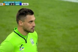 Достойная игра украинской сборной