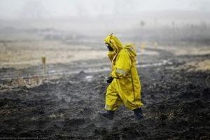 Источник радиоактивного излучения в России искать не собираются