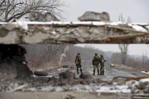 На Донбасі в зоні бойових дій зник військовий