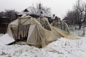 После снежного шторма на Закарпатье надвигаются сибирские морозы до -22 градусов