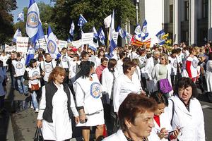 Зарплата медиков будет зависеть от хозяйственности главврача – Минздрав