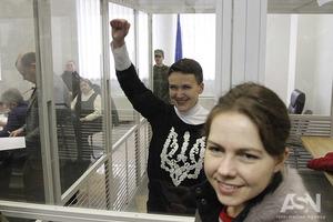 Началось заседание суда по апелляции на меру пресечения для Савченко