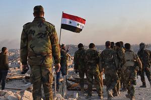 Россия: В сирийской Думе найден склад химического оружия