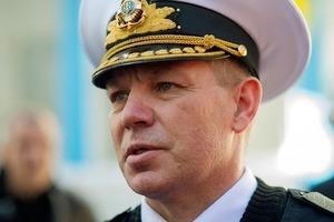 Экс-командующий ВМС рассказал, как вернуть технику из оккупированного Крыма