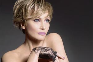 Певица Патрисия Каас приехала в Киев