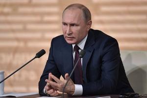 Путин назвал захват Крыма адекватным: надо договориться с США о правилах поведения