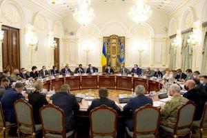 18 июня Зеленский созывает СНБО. Рассмотрят вопрос новых персональных санкций