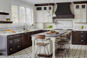 Планування кухонних гарнітурів для максимального комфорту