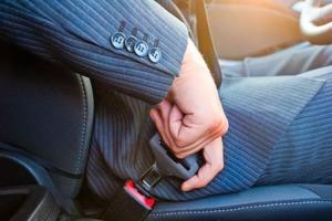 Рада поддержала: штраф за не пристегнутый ремень безопасности вырастет в 17 раз