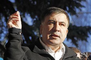 Пограничники запретили Саакашвили въезжать в Украину в течение 3 лет