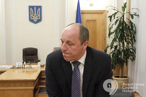 Парубий: Украинская власть не давала разрешения на ввод войск РФ в Крым в 2014 году