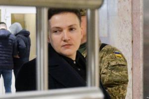 Савченко отказалась признаться, кто оплачивает ее адвокатов