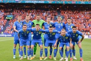 Президент Украины Зеленский поздравил сборную с выходом в 1/8 финала Евро-2020
