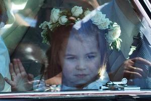 Вылитая Диана! В принцессе Шарлотте британцы разглядели ее легендарную бабушку