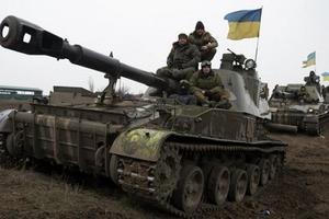 Танковые подразделения ВСУ отрабатывают наступление на Донбассе: появилось видео
