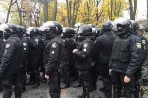 Во время столкновений в Одессе пострадали более 20 полицейских
