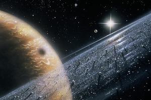 NASA показало неймовірні хмари на Юпітері