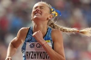 Две украинские легкоатлетки добрались до полуфинала Олимпиады в Токио