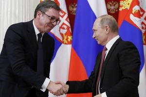 Крим російським не визнаємо. Друг Путіна відвернувся від Росії