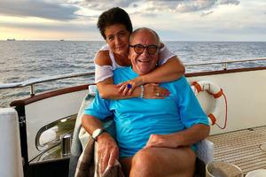 Крупная пухляшка. Жена 78-летнего Виторгана показала шестимесячную дочь