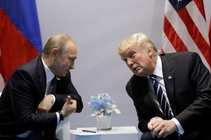 Названа дата и место встречи Путина и Трампа