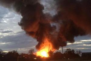 В оккупированном Донецке взорвались военные склады, есть жертвы