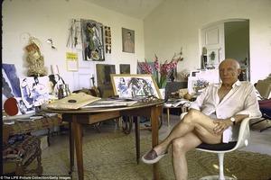 Розкішний маєток Пікассо виставили на продаж за 20 млн євро